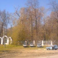 Старое Нолинское кладбище..The old cemetery Nolinskoye, Нолинск