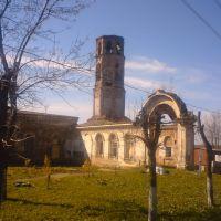 восстанавливаемый Никольский собор..the restored Cathedral of St. Nicholas, Нолинск