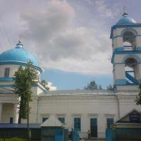 Никольский собор ..St. Nicholas Cathedral, Нолинск