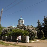 Купола церкви, Нолинск