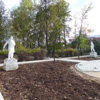 Реконструкция парка г. Нолинск, Нолинск