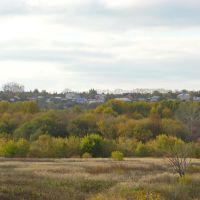 Равнинная часть г. Нолинск октябрь, Нолинск