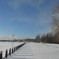 Как красиво у пруда, Омутнинск