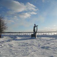 Памятник, Омутнинск
