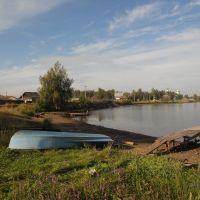 Пруд, Омутнинск