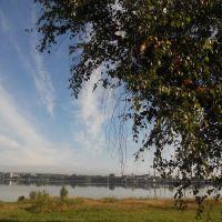 Накануне осени, Омутнинск