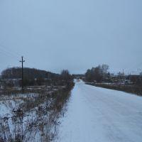 Улица Комсомольская, Оричи