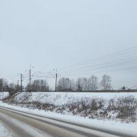 Горьковская железная дорога электрифицирована переменным током. Будущее РЖД за ним, Оричи