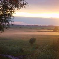 Вечерний туман, Пижанка