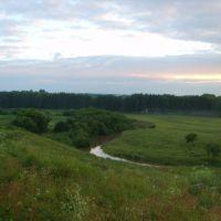 Река Пижанка, Пижанка