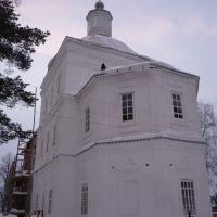 Церковь пгт. Подосиновец 2012, Подосиновец