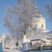 Тихвинская церковь, Санчурск