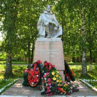 Памятник, Санчурск
