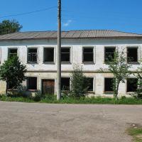 Бывший быткомбинат, Санчурск