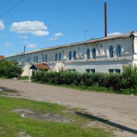 Бывшая поликлиника, Санчурск