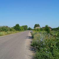 Дорога (Санчурск - Корляки), Санчурск