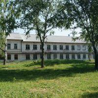 Бывшая школа, Санчурск
