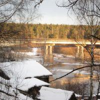 Золотой мост., Слободской