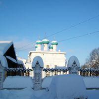 Екатерининский собор 1699 г., Слободской