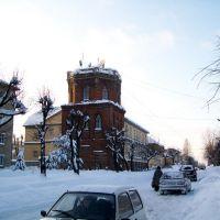 Эхо веков, Слободской