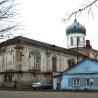 Свято-Духовская церковь, 1850-1900 г., Слободской