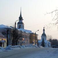 Ул.Вятская, Слободской