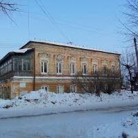 Особняк на ул.Советской, Слободской