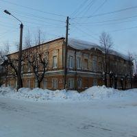 Угол Советской-Энгельса, Слободской