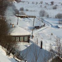 Домик под горой, Слободской