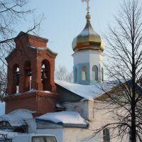 """Церковь иконы """"В скорбях и печалях утешение"""", Слободской"""