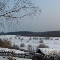 Заливные луга у г.Слободского, Слободской