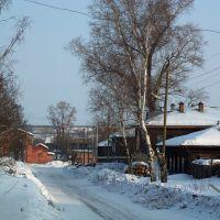 Ул.Володарского на север, Слободской