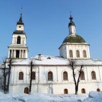 Благовещенская церковь (музей), Слободской