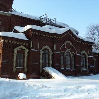 Северный фасад Никольской церкви, Слободской
