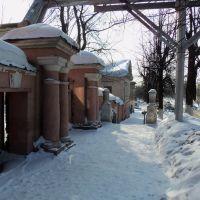 Колонны, ул.Советская, Слободской
