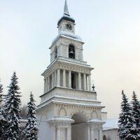 Колокольня, принадлежавшая  Спасо-Преображенскому собору, уничтоженному в 1930-е гг., Слободской
