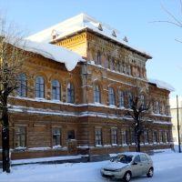 Слободское епархиальное училище, Слободской
