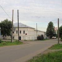 Угол К.Либкнехта/Ленина, Советск
