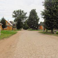 Мощёный перекрёсток, Советск