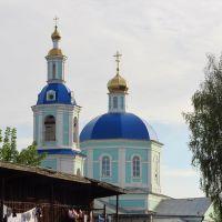 Купола Успенской церкви, Советск