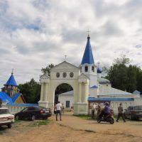 У Покровской церкви, Советск
