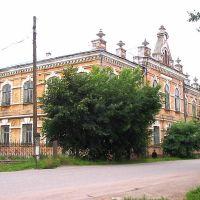 Бывшая школа, Советск