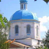 Успенская церковь, Советск