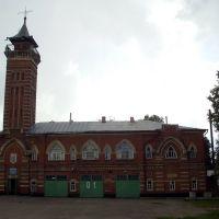 Пожарная Каланча Old FireHouse, Советск