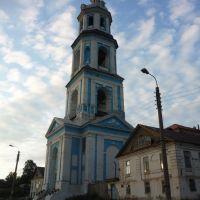Вознесенская церковь, Суна