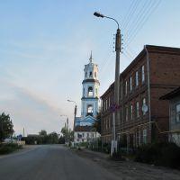пос. Суна.Церковь, Суна