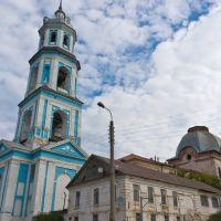 Вознесенская церковь 1754-1830 гг., Суна