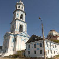 Церковь Вознесения Господня, Суна