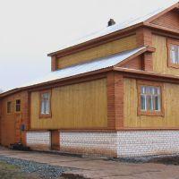 Jagdhaus, Тужа