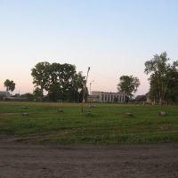 Стадион и спорткомплекс, Тужа